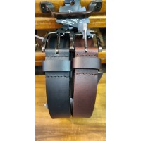 40mm Buffalo Leather belt by Oxford Leather