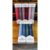 Pyramid Handkerchief colour 2 pack