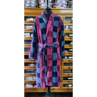 Bown of London Chester towelling dressing gown