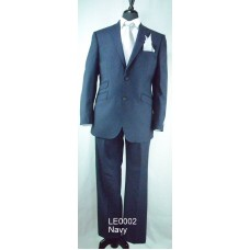 Esteem Collection Suit by The Label cloth by Afred Brown LE0002 Navy