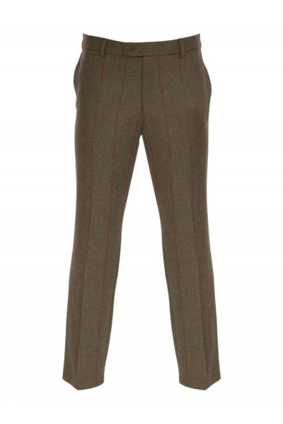 Alan Paine Combrook Trousers Sage