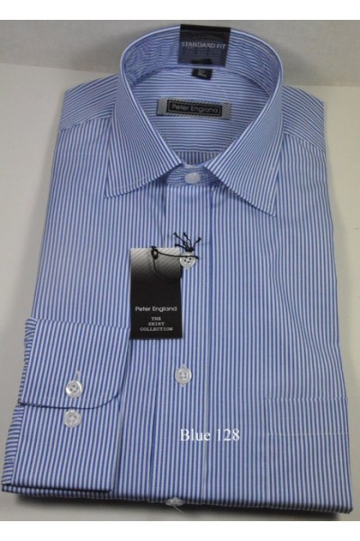 Peter England Stripe Shirts SPECIAL OFFER