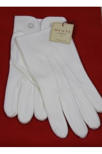 Dents White Gloves 2006