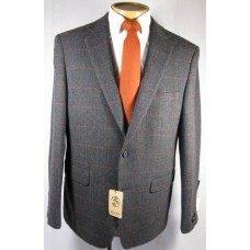 Wellington City Grey Jacket 10454