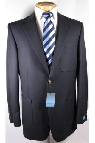 Douglas Pure New Wool Navy Blazer