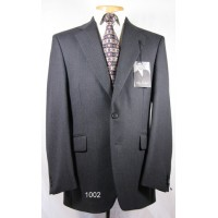 The Label Herringbone Mix and Match Suit Grey 1002