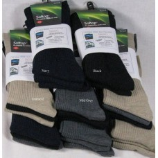 HJ90 Wool Rich Socks 3 pair offer 11-13 shoe